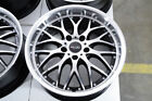 17 Wheels Bimmer BMW 128 135 228 230 318 320 323 325 328 340 Black Rims 5x120