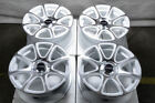 15 Wheels Honda Civic Accord Jetta Corolla Cooper Mx 5 Miata White Rims 4x100