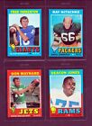 Ray Nitschke Cards, Rookie Card and Autographed Memorabilia Guide 16