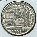 1936 S 50C Bay Bridge Silver Commemorative 51292