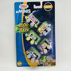 Thomas and Friends Minis Glow in the Dark Trains New In Package