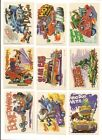 1980 Topps Weird Wheels Trading Cards 27