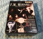 The FW Murnau Collection DVD 2003 5 Disc Set Nosferatu Last LaughFaust