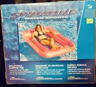 Inflatable Floating Lounge Chair Swimming Pool Float Kids Adults Large Swimline