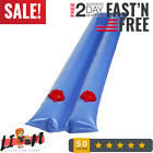 Winter Water Tube Bags 10 for In Ground Swimming Pool Covers Blue Pool Cover 5pk