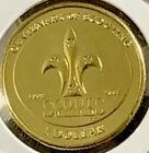 2008 Australian Mint Mark UNC 1 One Dollar Coins CENTENARY OF SCOUTING