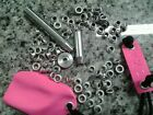 3 16 PunchDie and 50 Eyelet Rivet Complete Set for Kydex Holsters