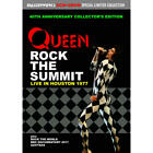 New ROCK THE SUMMIT - LIVE IN HOUSTON 1977 - 2 CD + 2 DVD ##na