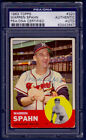 Warren Spahn Cards, Rookie Cards and Autographed Memorabilia Guide 24
