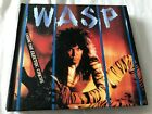W.A.S.P. Inside the Electric Circus/Live In The Raw 2CD 2011 Sanctuary RARE OOP