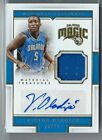VICTOR OLADIPO 2015-16 NATIONAL TREASURES MATERIAL AUTO AUTOGRAPH JERSEY # 99