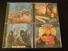 4CD SINNER Danger Zone / Touch of Sin / Comin' Out Fighting / Dangerous Charm