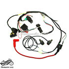 Wiring Harness CDI Ignition Switch Set For 125 140 150 cc E Start Pit Dirt Bike