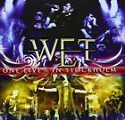 W.E.T. One Live - In Stockholm + 3 -JAPAN 2CD