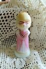 Fenton Art Glass Halloween Kissing Princess Girl NEW NIB Trick or Treat