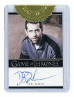 2013 Rittenhouse Game of Thrones Season 2 Autographs Guide 55
