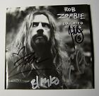 Rob Zombie - Educated Horses CD - Signed by Entire Band - Framed