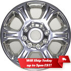 New Set of 4 18 OEM Polished Alloy Wheels Rims for 2019 Dodge Ram 2500 3500 SRW