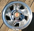 15 FORD BRONCO F150 PICKUPUP OEM CHROME STEEL WHEEL RIM 15x7 1 2 1995 1996