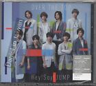 Hey! Say! JUMP: Over the top  (2017) CD & DVD & 14p BOOKLET TYPE A SEALED