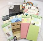 Lot of Miscellaneous Card Stock Scrapbooking Card Making Crafts Paper 300+Sheets