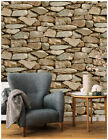 Peel and Stick Faux Brick Stone Wallpaper Self Adhesive Contact Paper Decorative