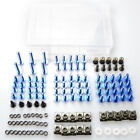 Fairing Bolt Kit body screws Clips For Yamaha RX-Z RX-135 RX 115 RX 100 Fazer R1