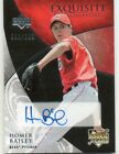 Homer Bailey Cards and Memorabilia Guide 42