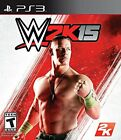 WWE 2K15 a Professional Wrestling Video Game for PlayStation 3