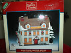 Lemax Chatham Inn Lighted Christmas Village Building