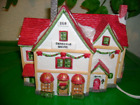 Lemax Christmas Shoppe Village Building