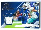 T.Y. Hilton Cards and Rookie Card Checklist 8