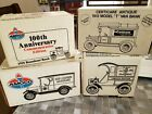Amoco 1923 Chevy 1/2 Ton 1905 Ford 1913 Certicare Model T 100th 1918 Runabout