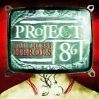 Truthless Heroes by Project 86 (CD, Sep-2002, Atlantic (Label))