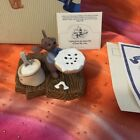 Pooh  Friends Roo I Stirred in an Extra Bit of Love for You Collectible NIB