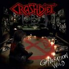 CRASHDIET - Generation Wild - Great Swedish Glam/Hard Rock