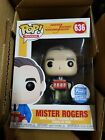 Mister Rogers Funko Pop Shop Exclusive Television Blue Sweater #636