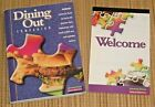 Vintage 2002 Weight Watchers Winning Points Dining Out Companion SoftCover Book