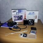 Samsung ST600 digital camera (Touch screen) used in excellent condition