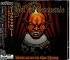 EVIL MASQUERADE / WELCOME TO THE SHOW JAPAN CD OOP W/OBI +1B/T