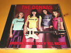 THE DONNAS 2nd cd AMERICAN TEENAGE ROCK N ROLL MACHINE (lookout) A R F C