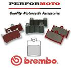 Brembo XS Sintered Front Brake Pads Fits Piaggio 125 Liberty S 06