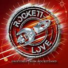 Rockett Love - Greetings from Rocketland CD #129072