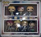 Brand New: FUNKO POP BTS FULL SET Barnes & Noble Exclusive With BIG HIT Sticker.