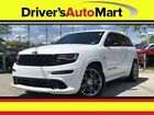2015 Jeep Grand Cherokee SRT 2015 Jeep Grand Cherokee SRT 52011 Miles Bright White Clearcoat 4D Sport Utility