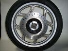 BMW K75 K75S K75RT 18 INCH FRONT WHEEL with DISC BRAKE ROTORS