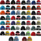 New Era NFL Reversible KNIT REVERSE Cold Weather Winter Beanie Hat Cap One Size