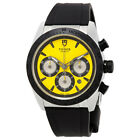 Tudor 42010N-0007 Fastrider 42MM Men's Chronograph Automatic Black Rubber Watch