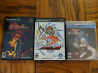 Drakengard 1 + 2 + 3 Playstation 2 and 3 Complete Good Condition PS2 PS3
