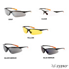 Safety Glasses Motorcycle Sport Work Bike Sunglasses Z87+ Assorted Colors